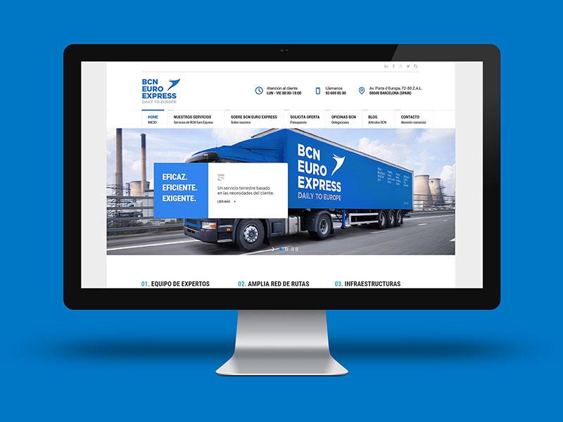 pagina web de bcn euroexpress