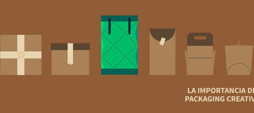 Importancia del Packaging creativo