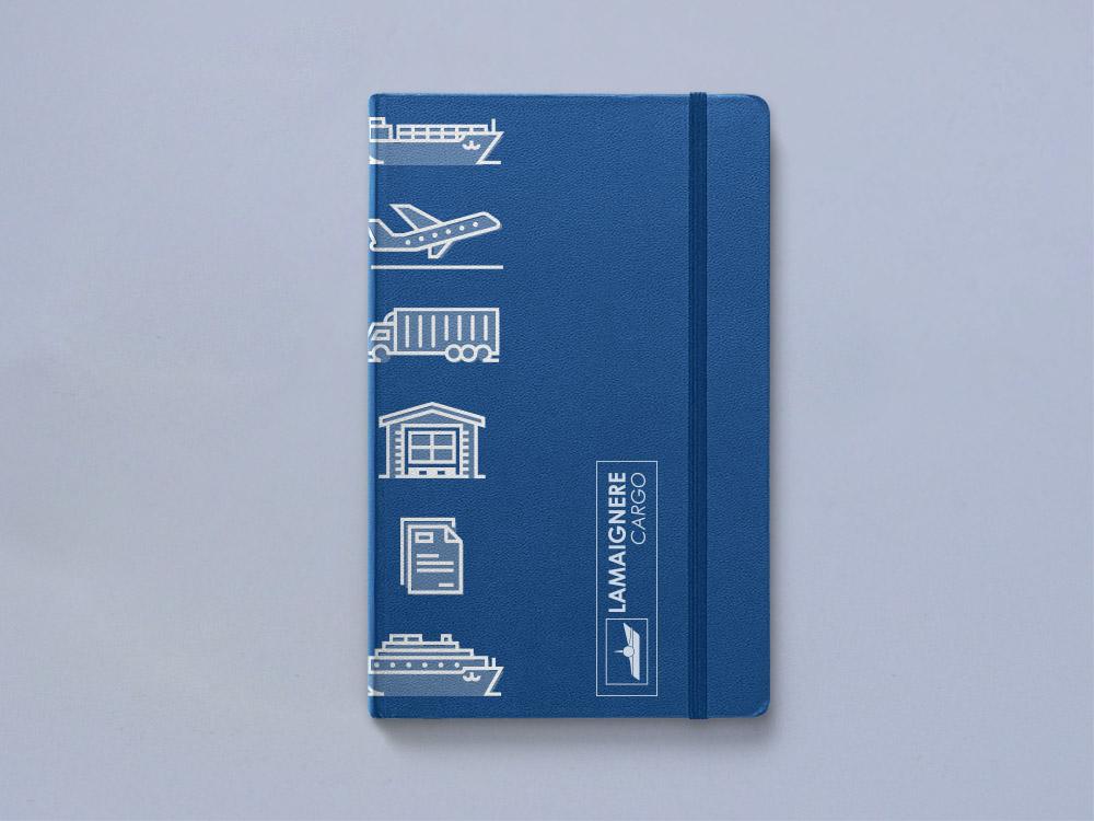 cuaderno corporativo lamaignere