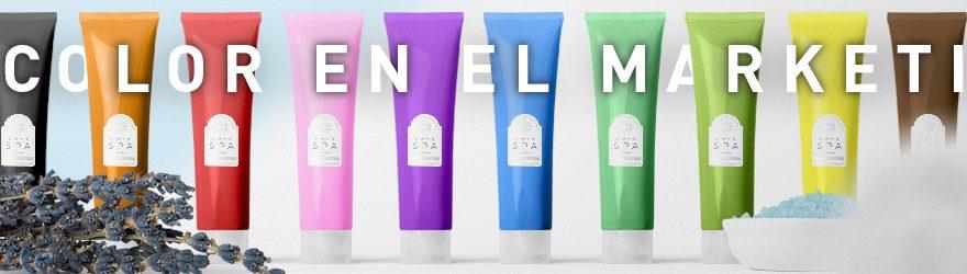 Usos de los colores en marketing