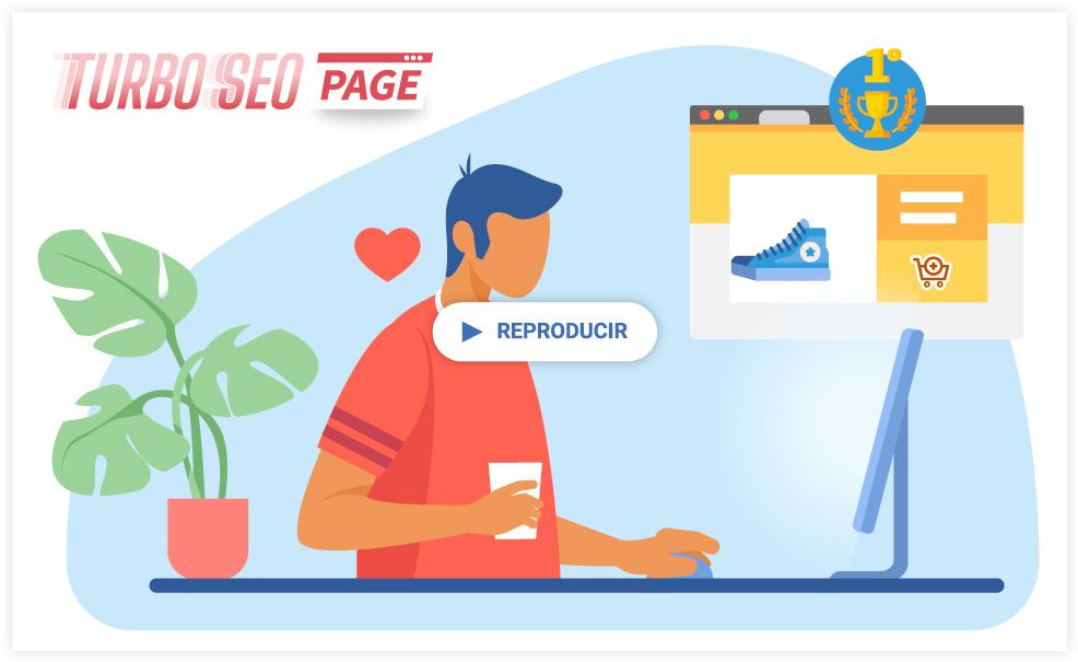 video Turbo SEO Page